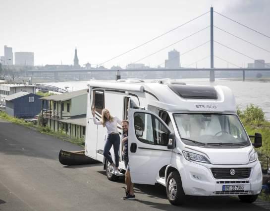 Caravan Salon 2018 Internationaler Hotspot Der Caravaning Branche