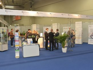 Messestand Patentamt